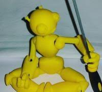 """<b>ball jointed doll</b>"" 3D Models to Print - yeggi"