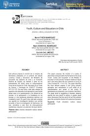 (PDF) Youth, Culture and Education in Chile