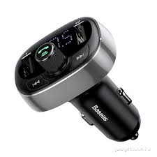 Автомобильное зарядное устройство с <b>FM</b>-<b>трансмиттером</b> ...