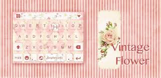 <b>Vintage Flower</b> Keyboard Theme - Apps on Google Play