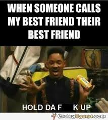 best friends, bestfriend, funny, memes, real shit, rs, true, will ... via Relatably.com