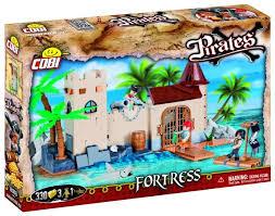 <b>Конструктор Cobi Pirates</b> 6015 Крепость — купить по выгодной ...