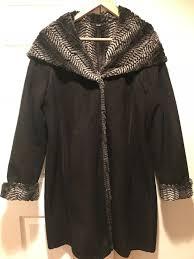 EUC Women winter coat <b>jacket Baronia</b> size 10 designed in ...