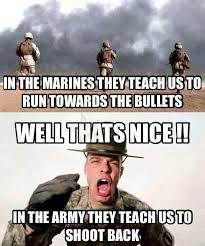 Army Humor on Pinterest | Funny Army Pictures, Air Force Humor and ... via Relatably.com