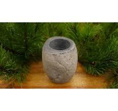 <b>Стакан д/зубных щеток</b>, речной камень - Алмаз Строй