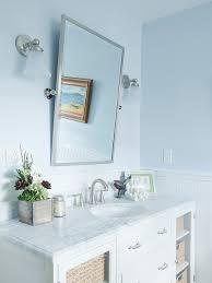 pottery barn mirrors kensington pivot rectangular mirror