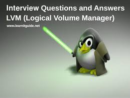scenario based lvm interview questions and answers