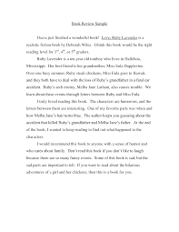 example of book review essay book review examples template