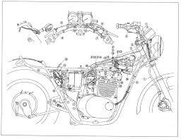 yamaha xs650 engine diagram yamaha wiring diagrams online