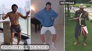 Famous <b>Football</b> Players <b>Dancing</b>! - YouTube
