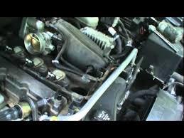 4 2l trailblazer envoy spark plug replacement