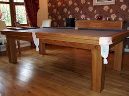 7ft dining table: ft oak snooker dining table view view view