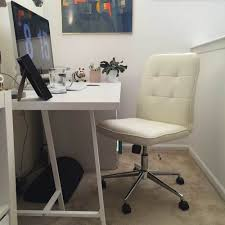 home office and desk tour for an illustrator writer work from showing off my new office chair from adams