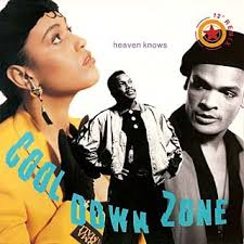 COOL DOWN ZONE - Heaven Knows (12' Remix) - 12 inch x 1 - cool_down_zone-heaven_knows_(12_remix)