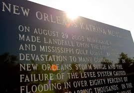 「Hurricane Katrina memorials.」の画像検索結果