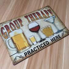 home decor plate x: about quot drinking and beer quot ua  metal painting vintage tin signs home decor