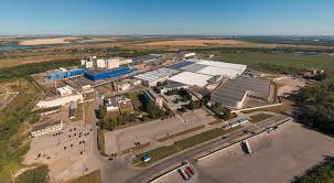 Завод Procter&Gamble Новомосковск