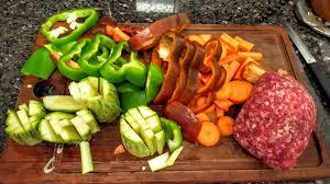 Resultado de imagem para imagem vegetais e carnes