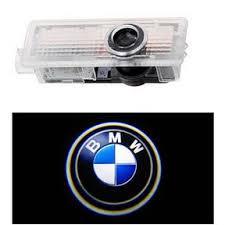 Штатная <b>подсветка дверей</b> с логотипом <b>BMW</b>. Купить в Москве ...
