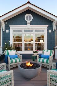 charming frontgate outdoor furniture design in terrace with white and green stripped seat and cushions with charming outdoor furniture design