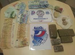 Provins : l'héroïne a rapporté un million d'euros aux trafiquants