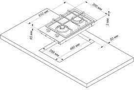Купить <b>Газовая варочная</b> поверхность <b>Deluxe</b> TG2_400215F-003 ...