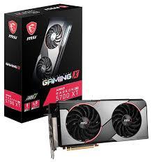 <b>Видеокарта MSI Radeon RX</b> 5700 XT 1730MHz PCI-E 4.0 8192MB ...