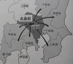 「716 武蔵国地図」の画像検索結果