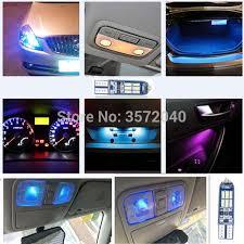 Online Shop <b>2PCS T10 W5W LED</b> lamp White Red ice blue Strobe ...