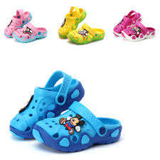 New Product Promotion <b>2019 Summer Boys Sandals</b> Cute Cartoon ...