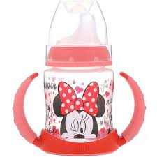 NUK, <b>Disney Baby</b>, <b>Learner</b> Cup, Minnie Mouse, 6+ Months, 1 Cup ...