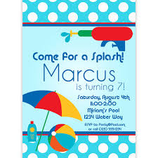 circus birthday party invitation template clipart best pool party invitations for kids pool party invitations templates