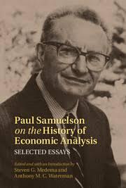 Resultado de imagen de Paul Samuelson