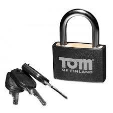 """Металлический <b>замок</b> """"<b>Tom Of Finland</b> - Metal Lock"""" от компании ..."""