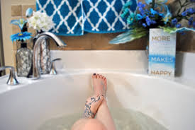 Image result for bubble bath woman