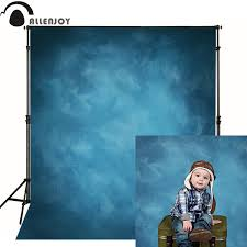 2019 <b>Allenjoy Vinyl</b> Cloth Photography Backdrop Old Master Blue ...