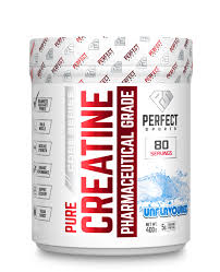 <b>CREATINE</b> Pure Unflavored Powder <b>Pharmaceutical Grade</b>