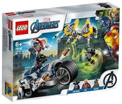 <b>Конструктор LEGO Marvel</b> Sup... — купить по выгодной цене на ...