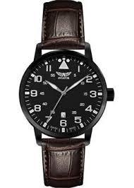 <b>Часы Aviator V</b>.<b>1.11.5.036.4</b> - купить <b>мужские</b> наручные часы <b>в</b> ...