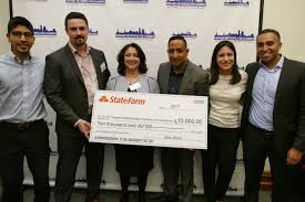 hmcc home the hispanic metropolitan chamber received a 10 000 grant award from gustavo soares of state farm