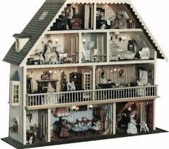 Mobili Per La Casa Delle Bambole : Migliori idee su casa delle bambole di legno