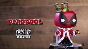 <b>Deadpool Pop</b>! Unboxing - YouTube
