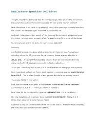 graduation speech examplesworld of examples world of examples graduation speech to graduates speech lqpeuacv