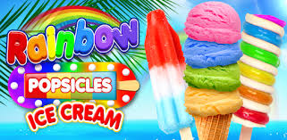 Rainbow <b>Ice Cream</b> & Popsicles - Apps on Google Play
