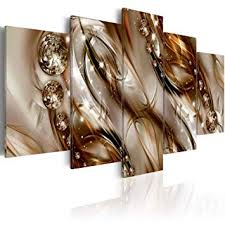 Konda Art - Framed Abstract Canvas Painting Wall ... - Amazon.com