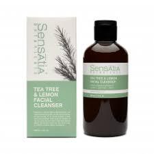 <b>Очищающее средство для лица</b> Чайное Дерево и Лимон (Анти ...