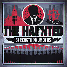 The <b>Haunted</b> - <b>Strength In</b> Numbers (2017, CD) | Discogs