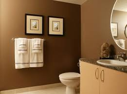 accent wall colors bathroom