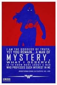 Wonder Woman Quotes on Pinterest | Superman Quotes, Good Enough ... via Relatably.com