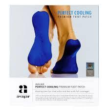 Купить Avajar Perfect Cooling Premium Foot <b>Patch</b> - <b>Охлаждающий</b> ...
